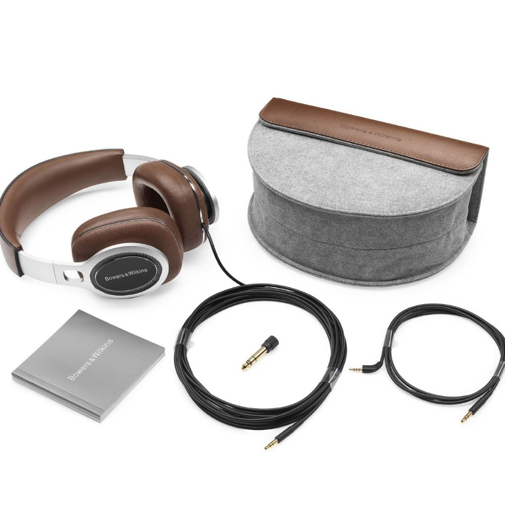 Bowers & Wilkins P9 slušalice, Signature Brown