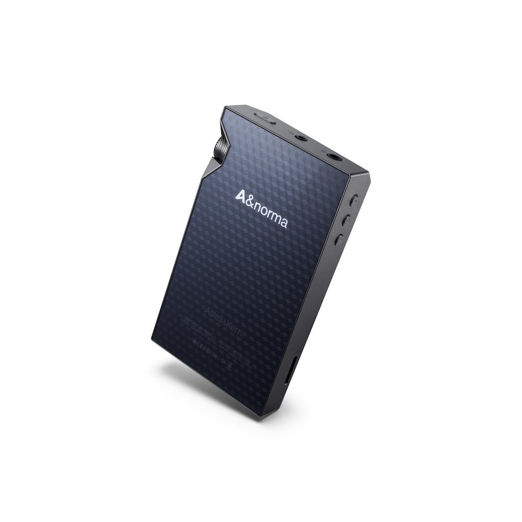 Astell&Kern A&Norma SR15 - Media Player Dark Grey
