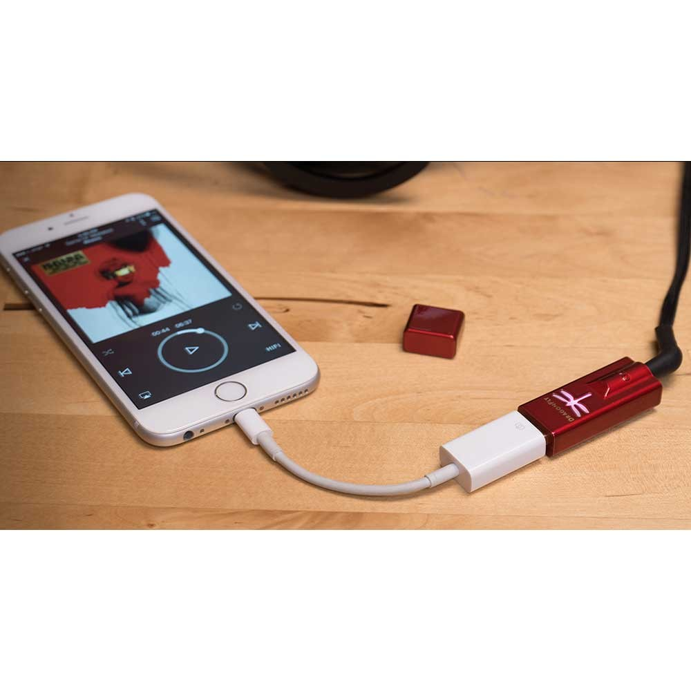 Audio Quest DragonFly Red - USB DAC