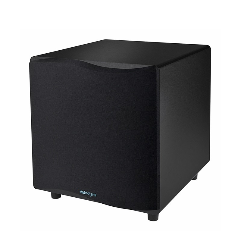 "Velodyne Wi-Q 10"" Wireless Black Vinyl RASPRODAJA"