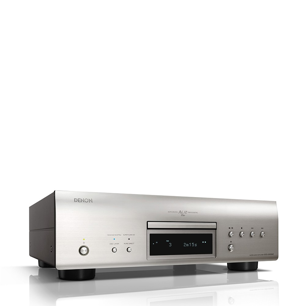 Denon DCD-2500NE Super Audio CD Player Silver