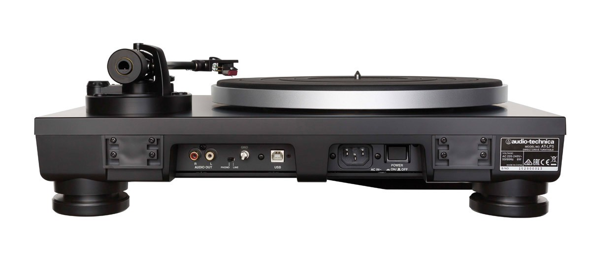Audio Technica AT-LP5 Gramofon