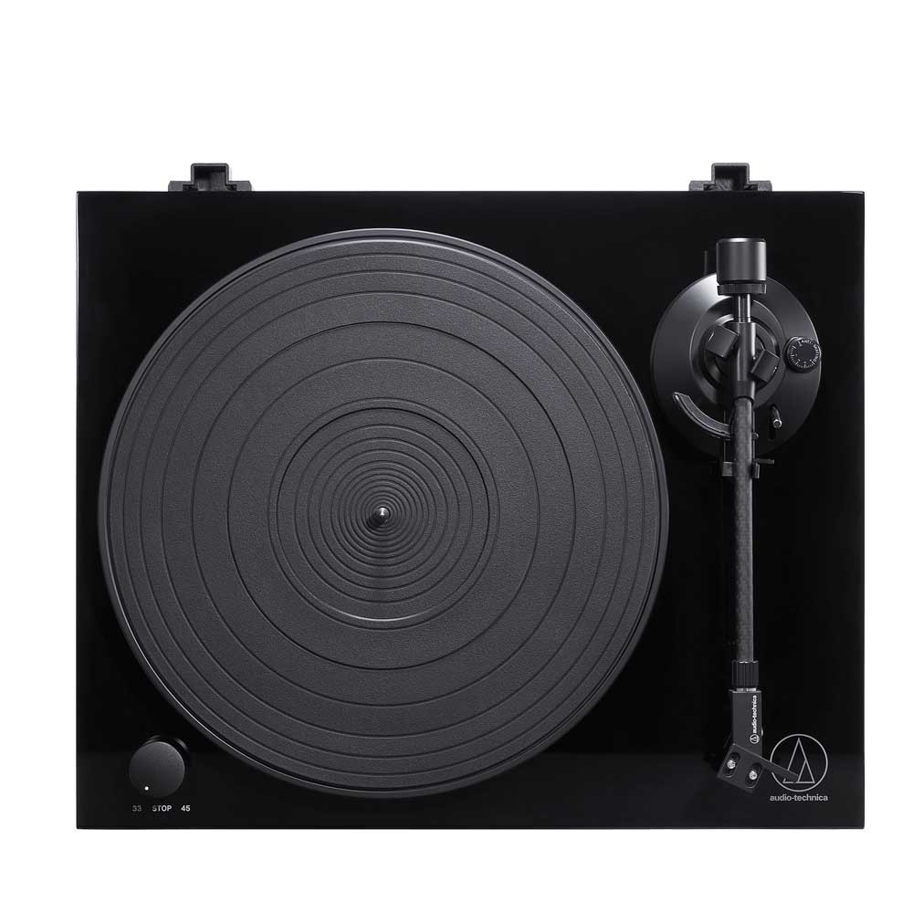 Audio Technica AT-LPW50PB - gramofon