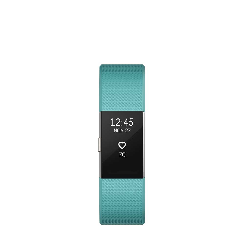Fitbit Charge 2 - Smartwatch large teal