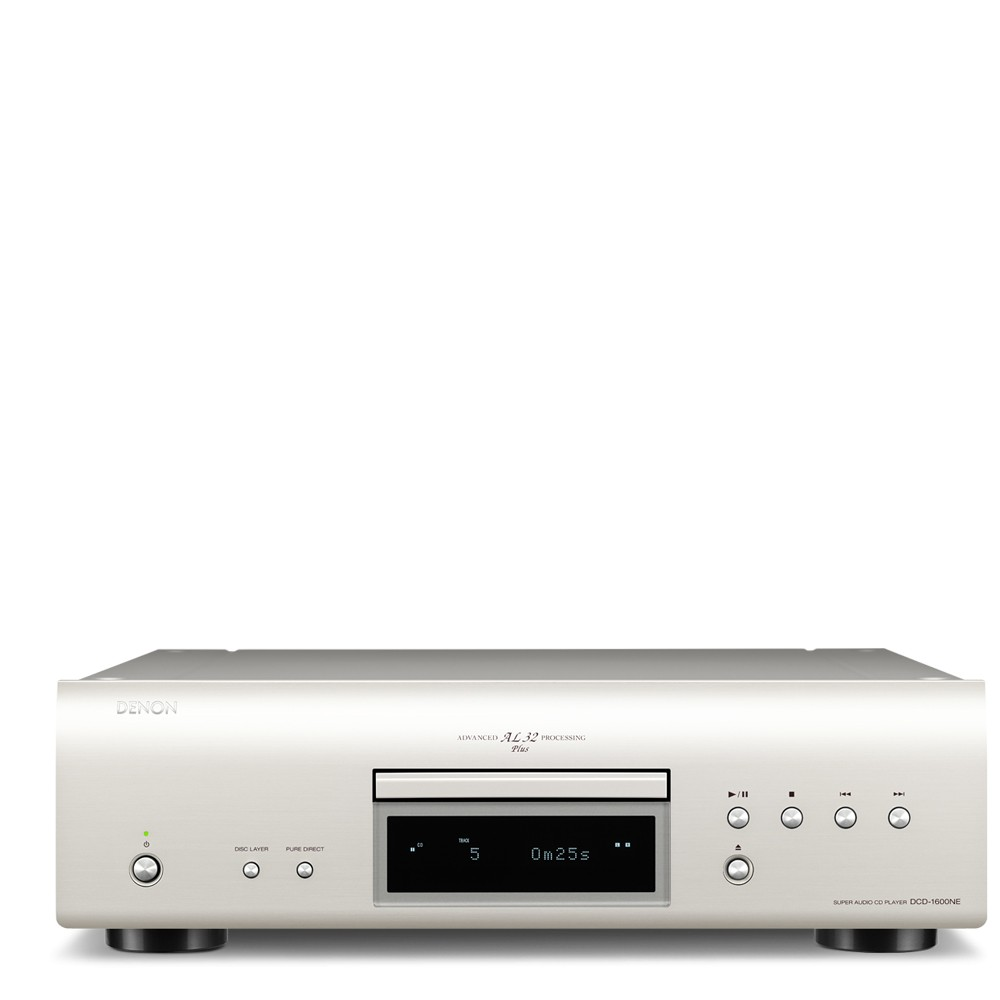 Denon DCD-1600NE CD Player