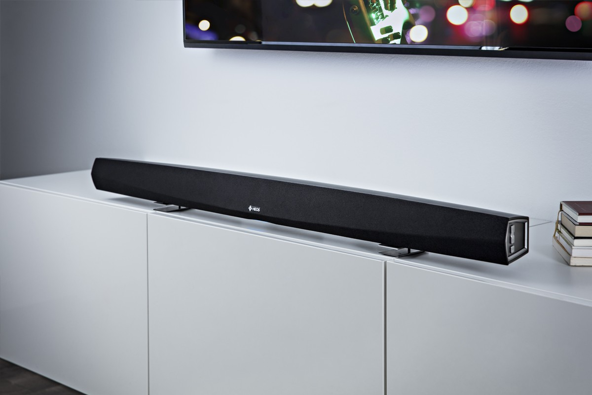 Denon HEOS Home Cinema Soundbar HS2