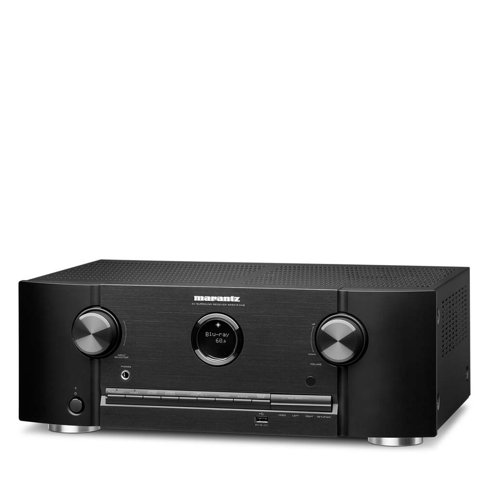 Marantz SR 5015 DAB - AV surround receiver