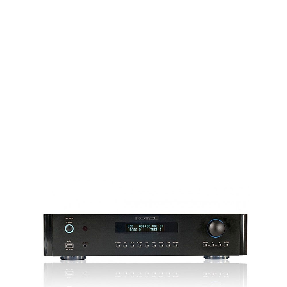Rotel RT-1570 Tuner/Internet Streamer Black