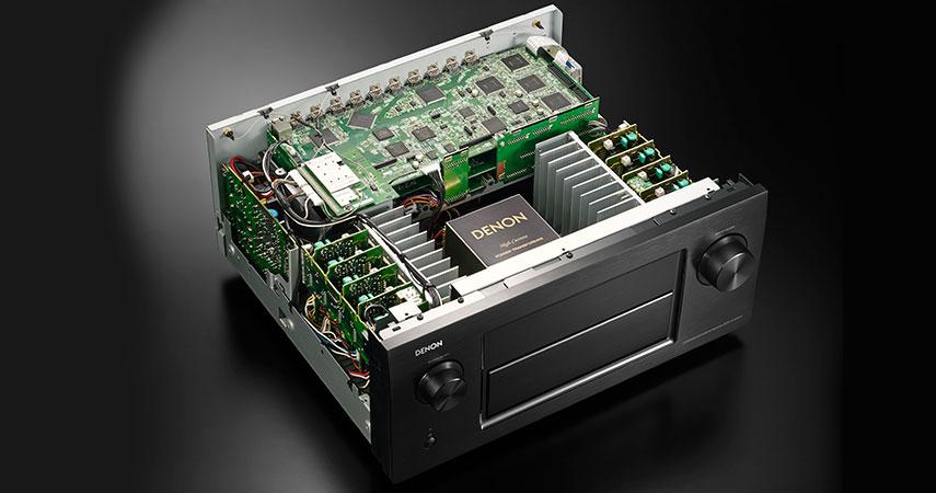 Denon AVR-X7200 - novi flagship receiver