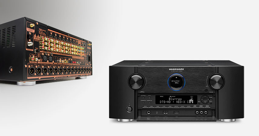 Marantz AV8802 - Premium Dolby Atmos procesor