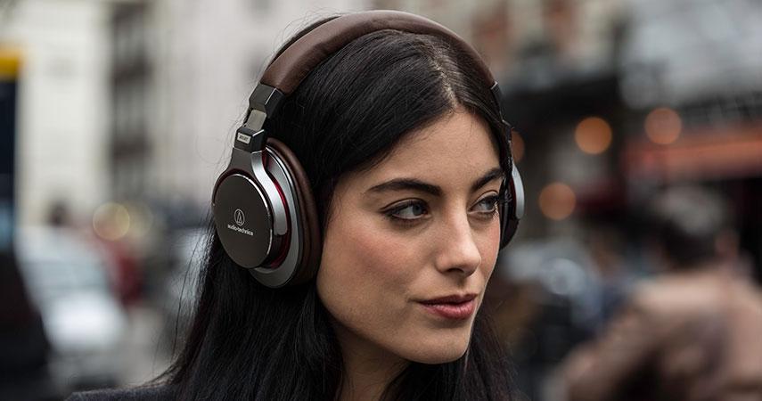Audio Technica ATH-MSR7 Prijenosne Hi-Fi slušalice