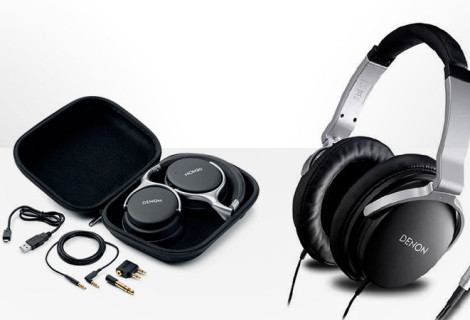 Denon AH-GC20 - nove bežične NC slušalice
