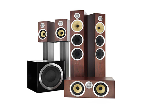 Cm9 Home Theater