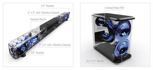 DHT S514 TV Speaker