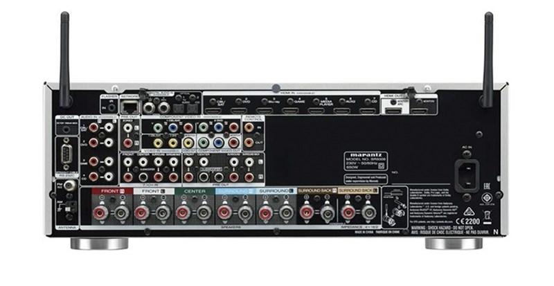 SR5009 Back