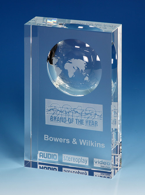 2012 BRAND OF THE YEAR - Bowers & Wilkins