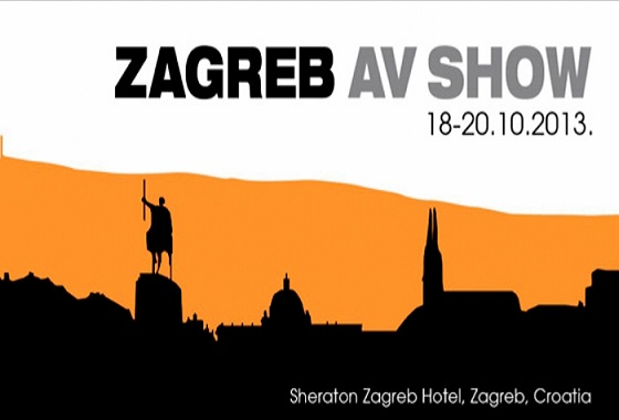 Najava: Zagreb Audio Video Show 2013.