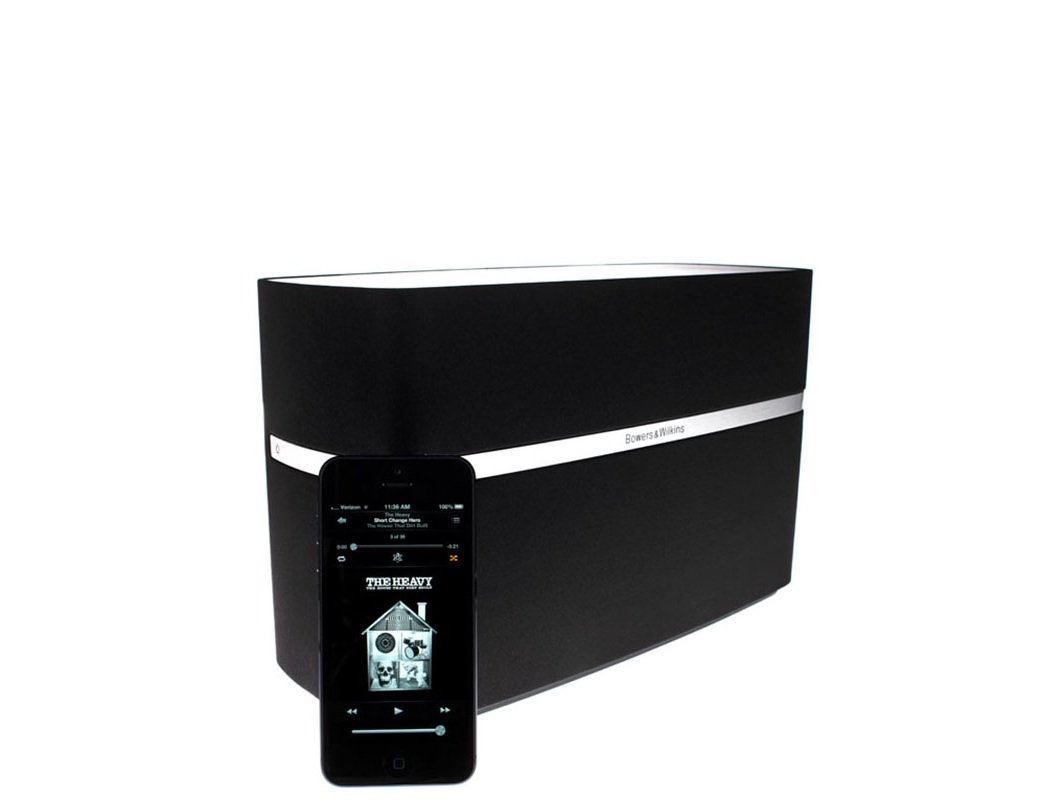 B&W A5 - Novi Airplay Dock iz Bowersa