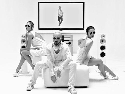 Dani'el - Electro pop zvijezda u Sonus Artu
