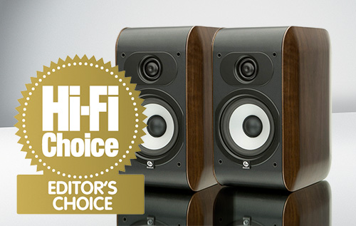 Zvučnici - Boston Acoustic M25 - Editor's Choice