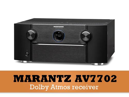 Marantz AV7702 - svestrani procesor za kućno kino