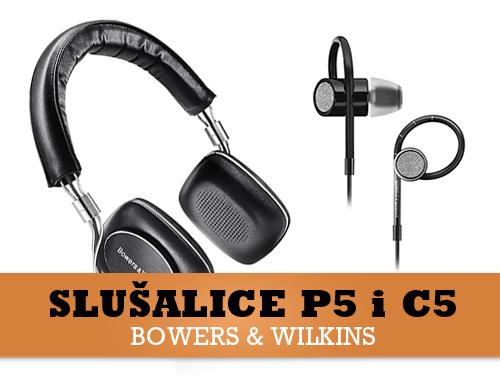 Stižu novi, još bolji modeli B&W P5 i C5 slušalica