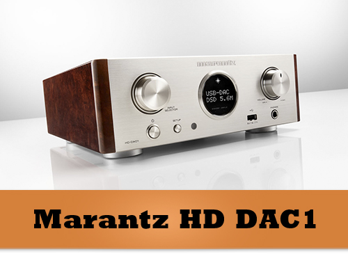 Marantz HD-DAC1 Premium DAC i pojačalo za slušalice
