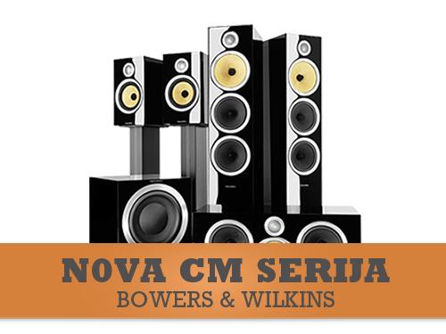 Bowers & Wilkins CM Series 2 - Bolja nego ikad