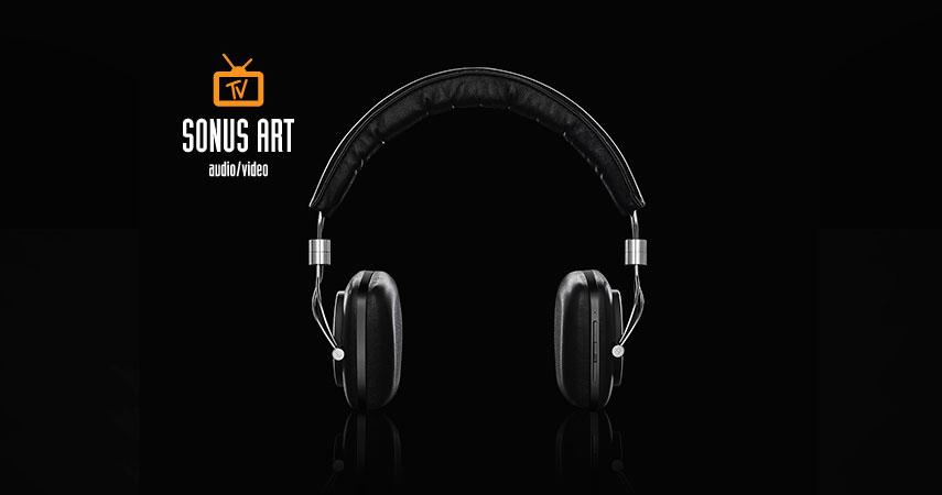 Sonus Art TV predstavlja: B&W P5 Wireless - Bežične Hi-Fi slušalice