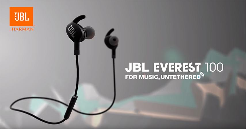 Novo -  bežične sportske in-ear slušalice  JBL Everest
