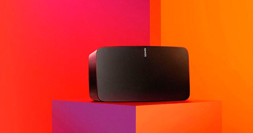 Predstavljamo novi Sonos Play:5