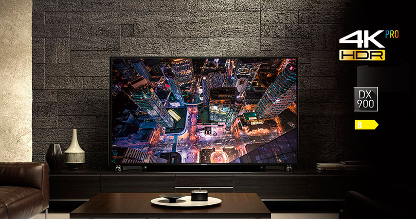 Panasonic 4K kinematografska TV serija DX900 u Sonus Artu!