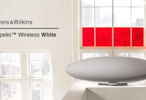 [NAJAVA] Bowers & Wilkins predstavili Zeppelin™ Wireless u bijelom finišu!