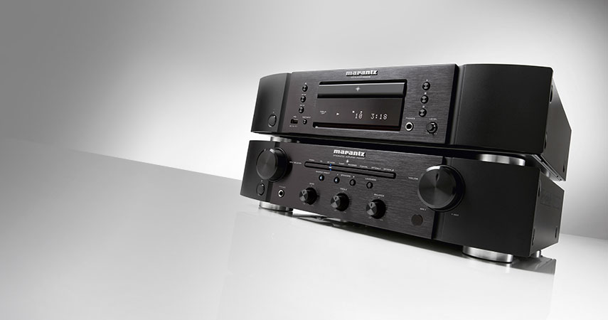 NOVO: Marantz Pojačalo PM6006 i CD Player CD6006!