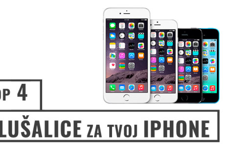 Odaberi najbolje slušalice za svoj iPhone!