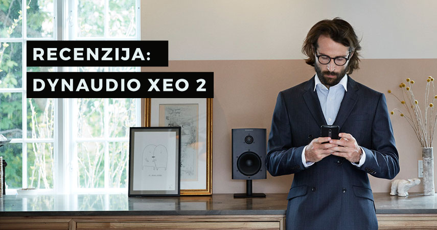 Dynaudio XEO: Umjetnost rezanja kabla