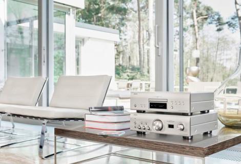 NOVO: Denon PMA-1600NE i CD Player DCD-1600NE