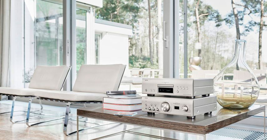 NOVO: Denon PMA-1600NE i CD Player DCD-1600NE