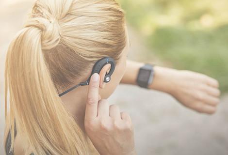 Denon AH-C160W: Sportska In-ear Bežična Slušalica
