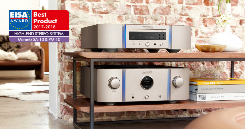 EISA High-End Stereo System 2017-2018