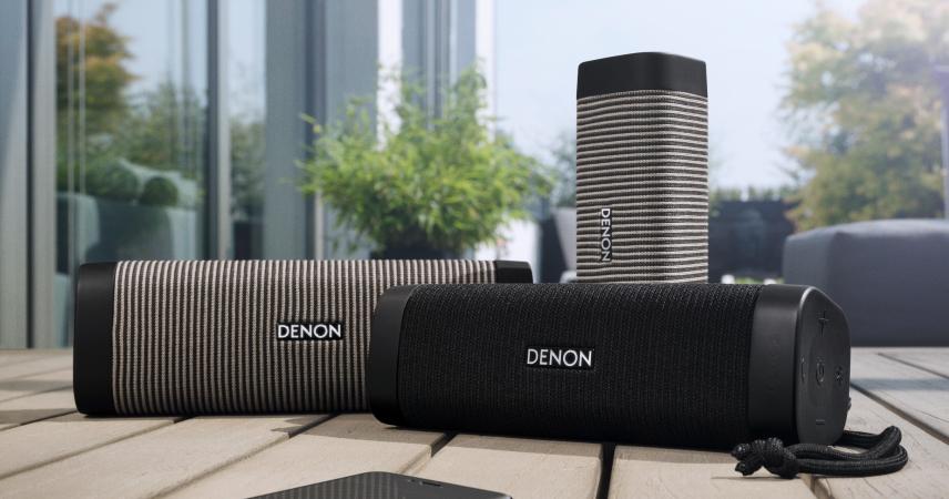 """Sitni, ali dinamitni"" Denon Envaya prijenosni Bluetooth zvučnici"