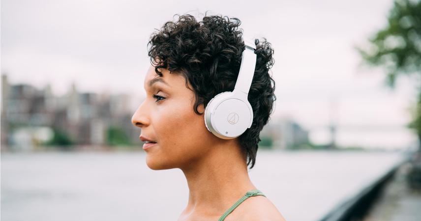 Bluetooth slušalice ATH-AR3 – za slušanje bez žica
