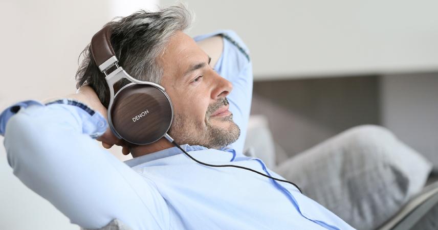 Novi modeli over-ear slušalica iz Denona