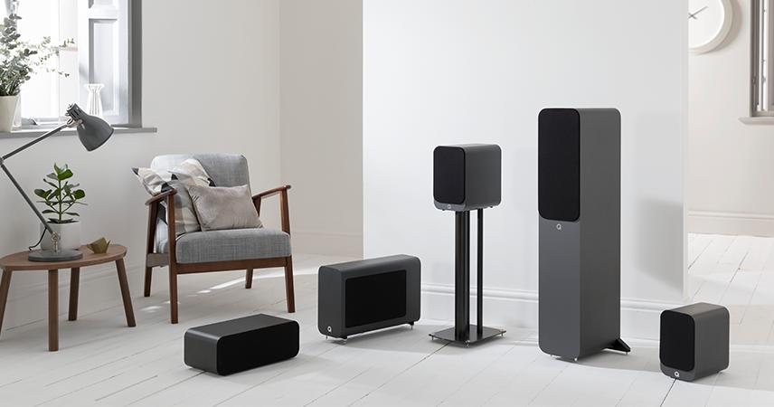 Novi brand zvučnika u Sonus Artu: britanski Q Acoustics!