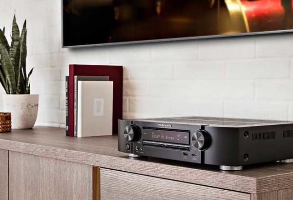 Marantz NR 1510 i 1710 – dinamičke performanse i legendarna muzikalnost upakirana u slim dizajn novih AV receivera!