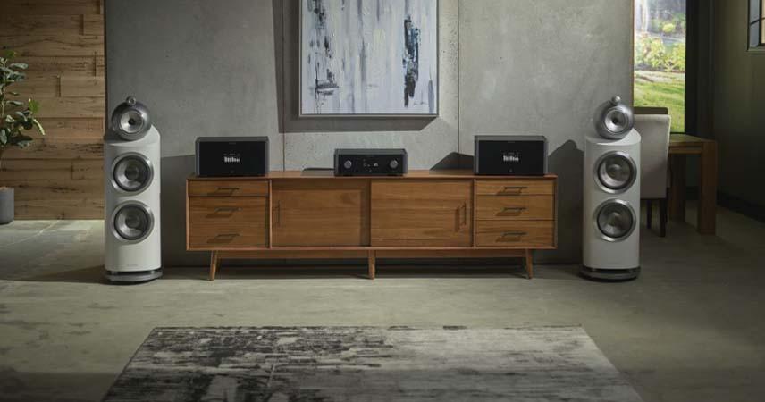 Spoj izvanredne akustike i sofisticiranog dizajna, jednom riječju - Michi
