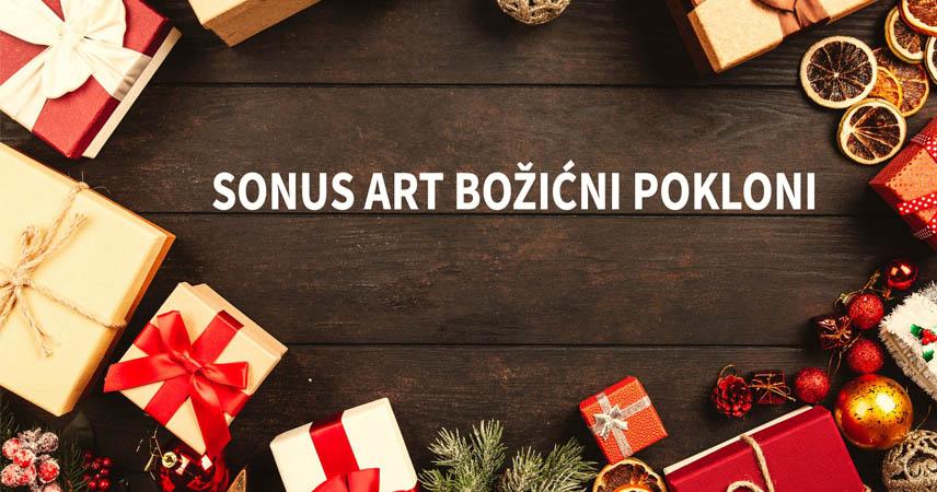 Top 5 prijedloga za kupnju božićnih poklona u Sonus Artu!