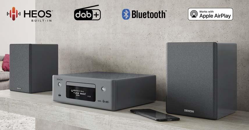 Denon CEOL N11 DAB  – brojne mogućnosti slušanja u kompaktnom dizajnu