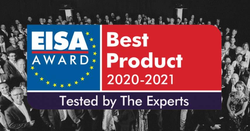 Eisa Award 2020./2021. – nagrađeni uređaji u ponudi Sonus Arta!