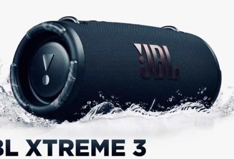 JBL predstavlja novi Xtreme 3 - kombinacija odličnog zvuka i modernog dizajna!